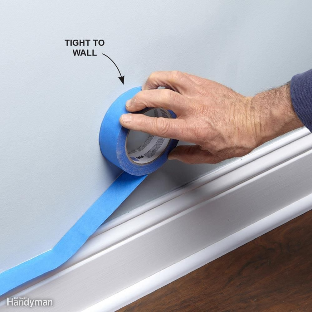 Tips For How To Use Painter S Tape Interior Paint Painters Tape Painting Tips