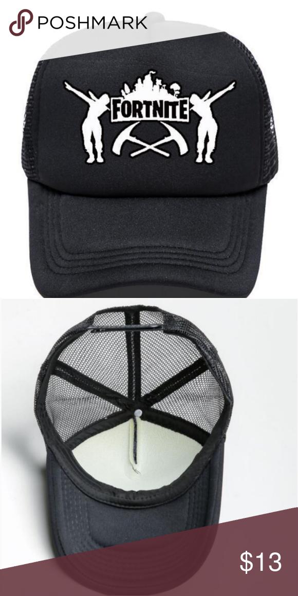 Fortnite Baseball Cap And Free Sticker Baseball Cap Accessories Hats Baseball