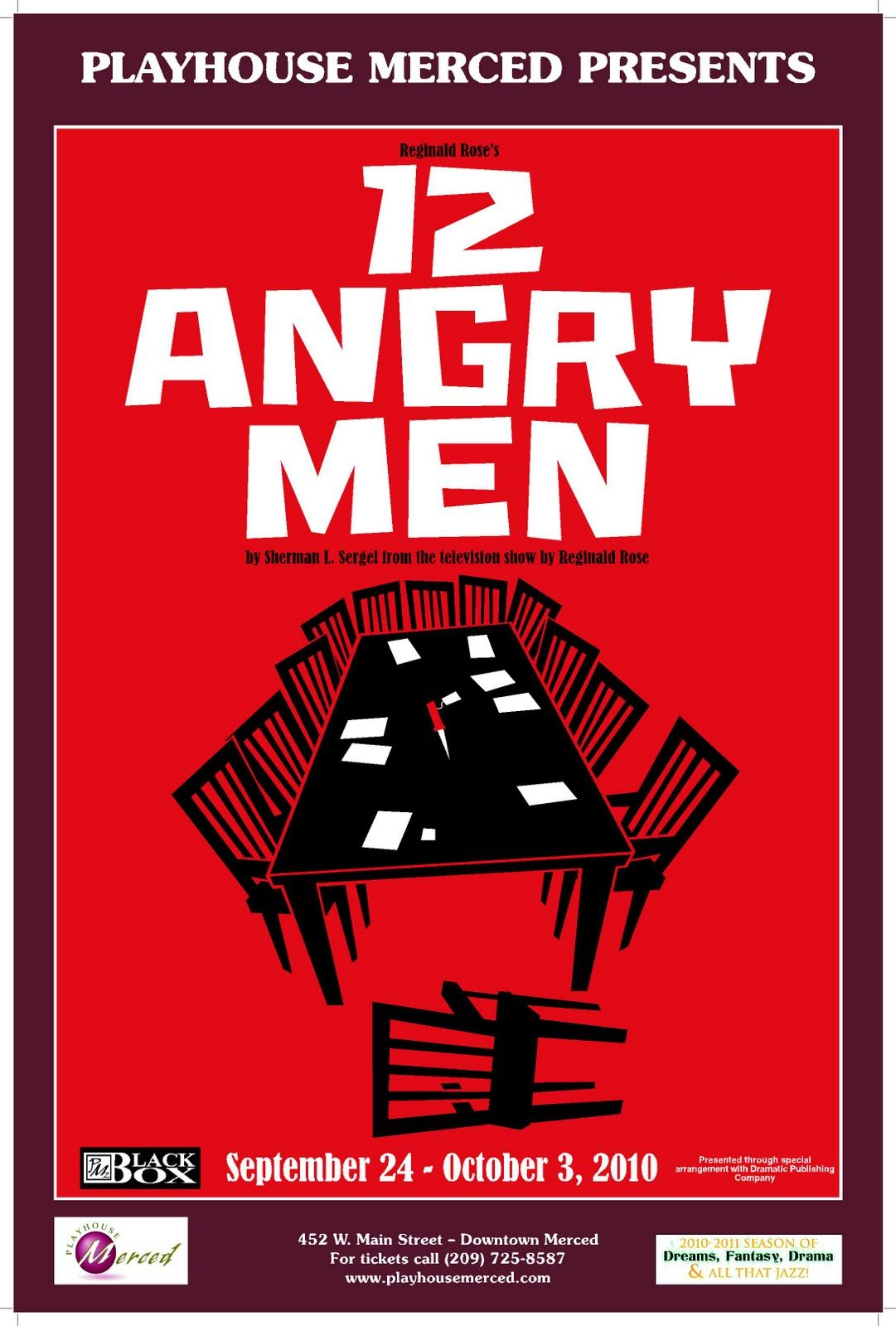 an introduction to the literary analysis of 12 angry men The characters in reginald rose's drama '12 angry men' are unnamed but  deeply interesting explore each of the jurors' personalities.