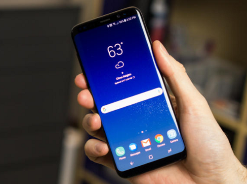 How To Screen Mirror To TV On Galaxy S8 Using Samsung