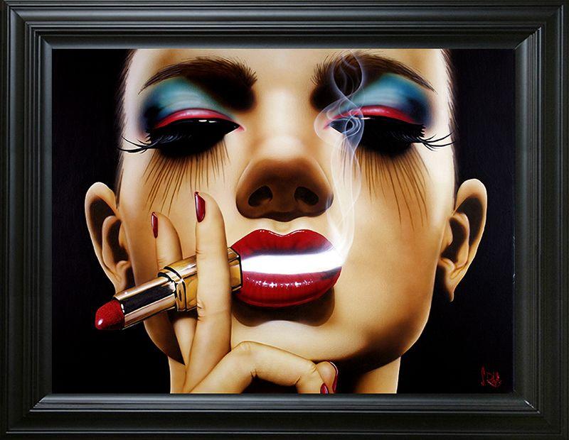scott_rohlfs_pour_yourself_a_drink_original_art_framed.jpg 800×620 pikseli