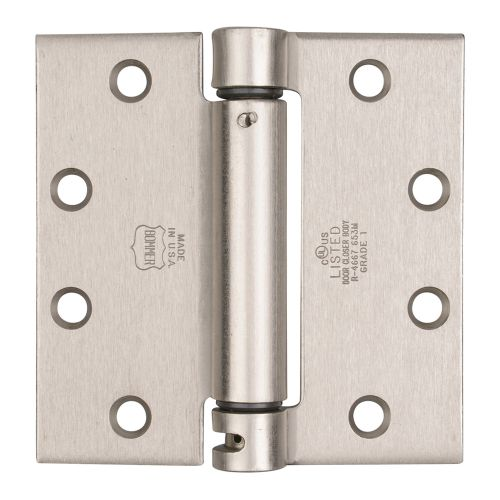 4 1 2 Heavy Duty Spring Hinge With Images Invisible Hinges Hinges Modern Refrigerators