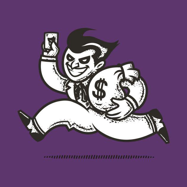Small Money Bag Tattoo: Take Wayne's Money By Krisren28