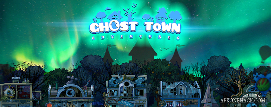 Ghost Town Adventures: Mystery Riddles Game MOD Apk [Unlimited ...