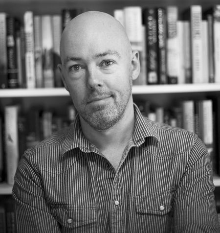 """John Boyne - Author of """"The Boy in the Striped Pyjamas"""", """"The Absolutist"""" and many more great novels."""