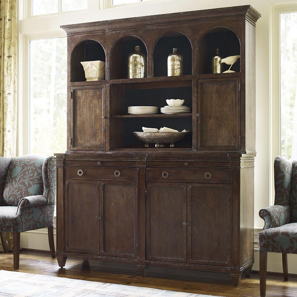 China Cabinet By Bassett Furniture Dining Room HutchKitchen
