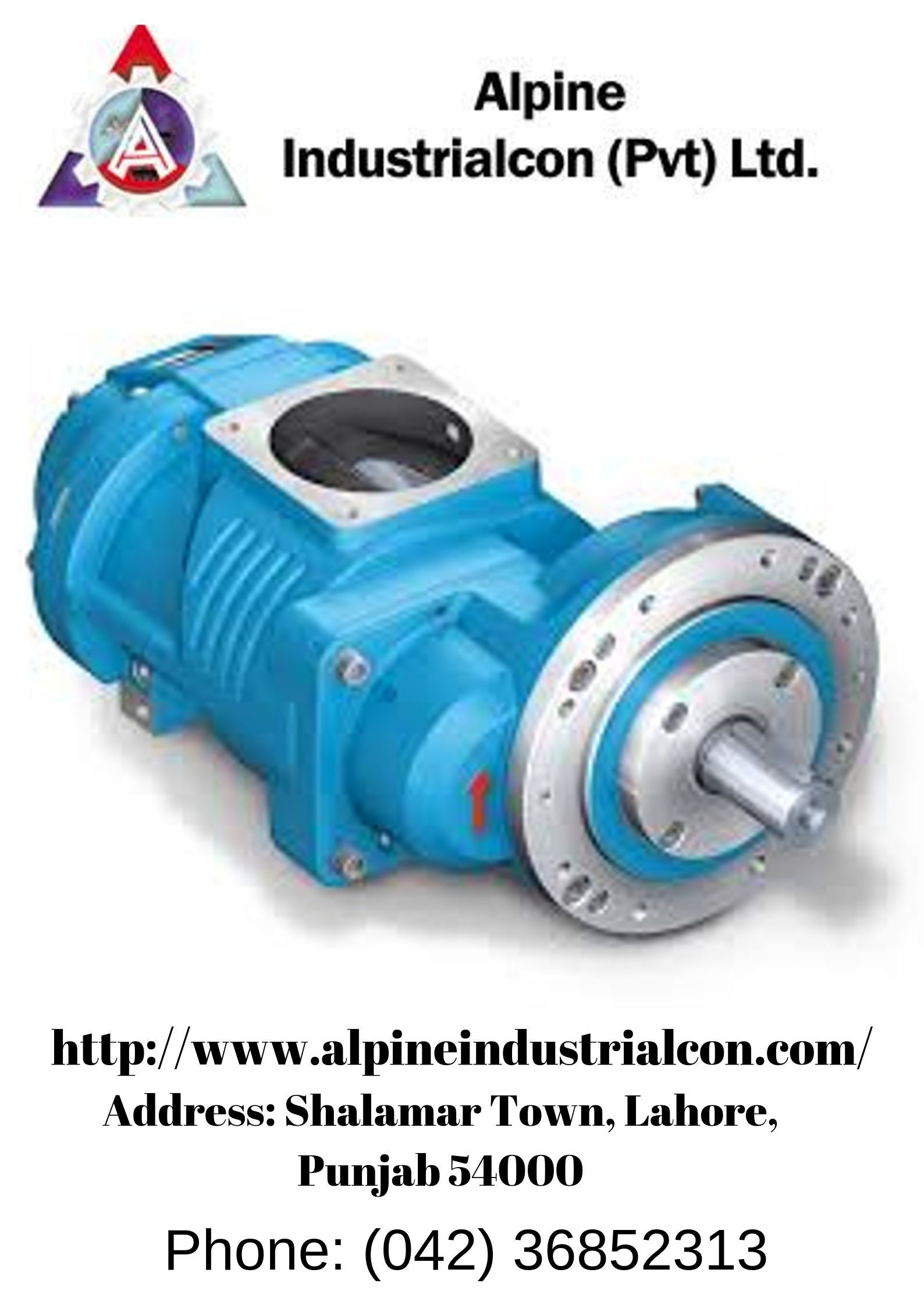 Alpine Compressors provides High pressure compressor for