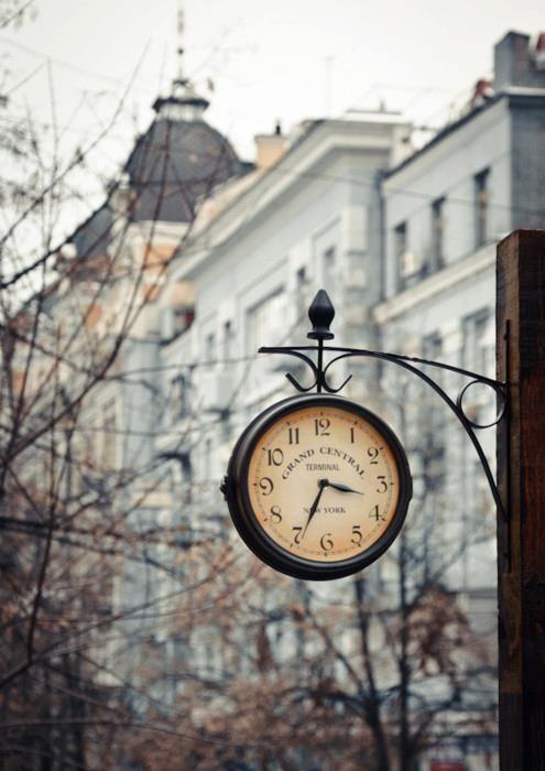 Grand Central Clock - New York