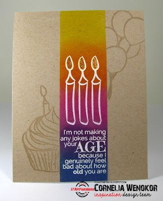 Card by Cornelia featuring A Snarky Birthday to You