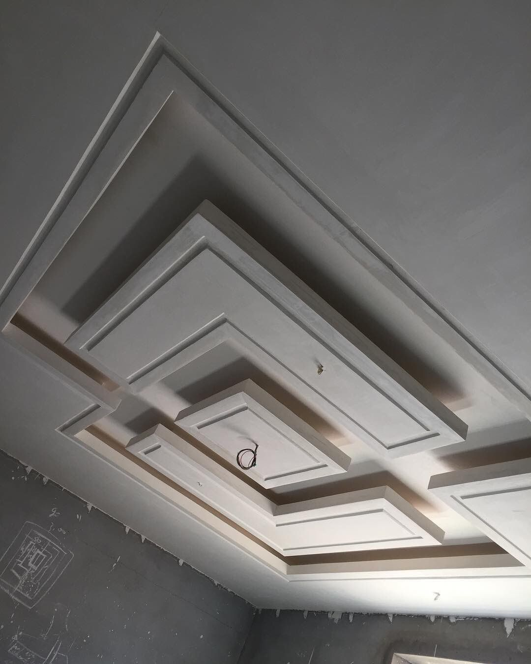 Pin by Mir Farhadt Ahmed on Plafond   Plaster ceiling design ...