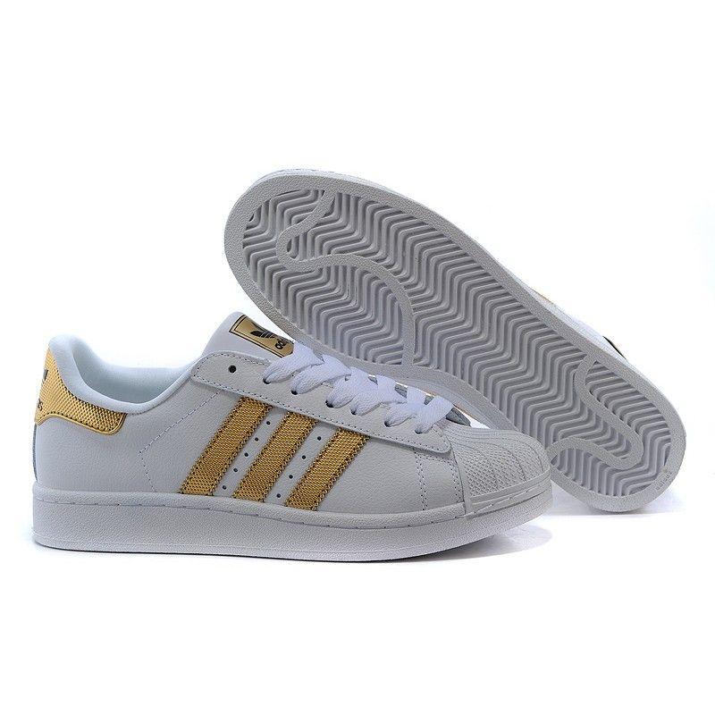 Adidas Superstar II 'Bling Pack' White V24626