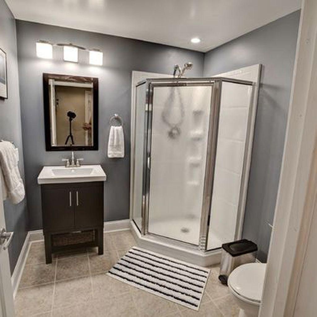 10 fashionable basement bathroom ideas for little space