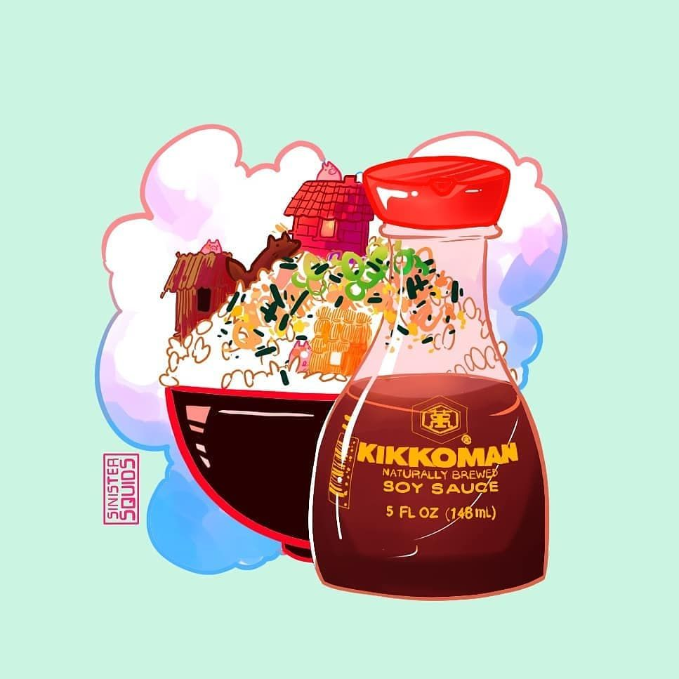 Digitalart Aestheticart Fooddrawing Foodartdrawing Cuteart Kawaii Food Aesthetic Painttoolsai In 2020 Food Illustrations Kawaii Drawings Fairy Tales