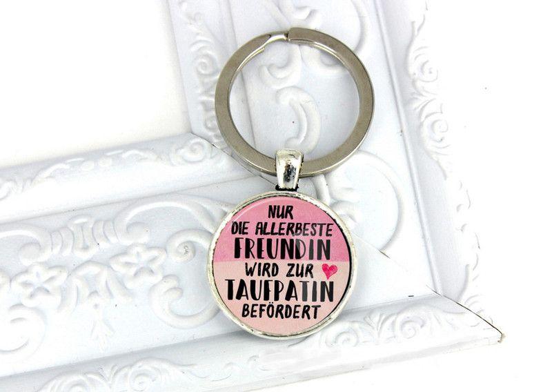 Geschenk Taufpatin Patentante A501