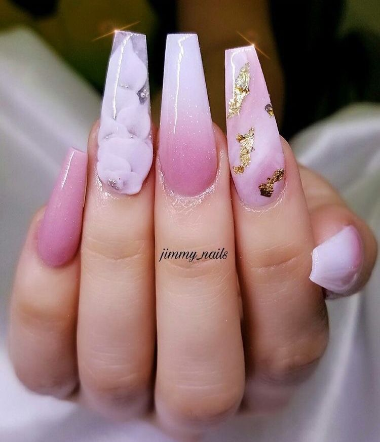 Pin de Lizbeth en Nail | Pinterest | Diseños de uñas, Uñas hermosas ...