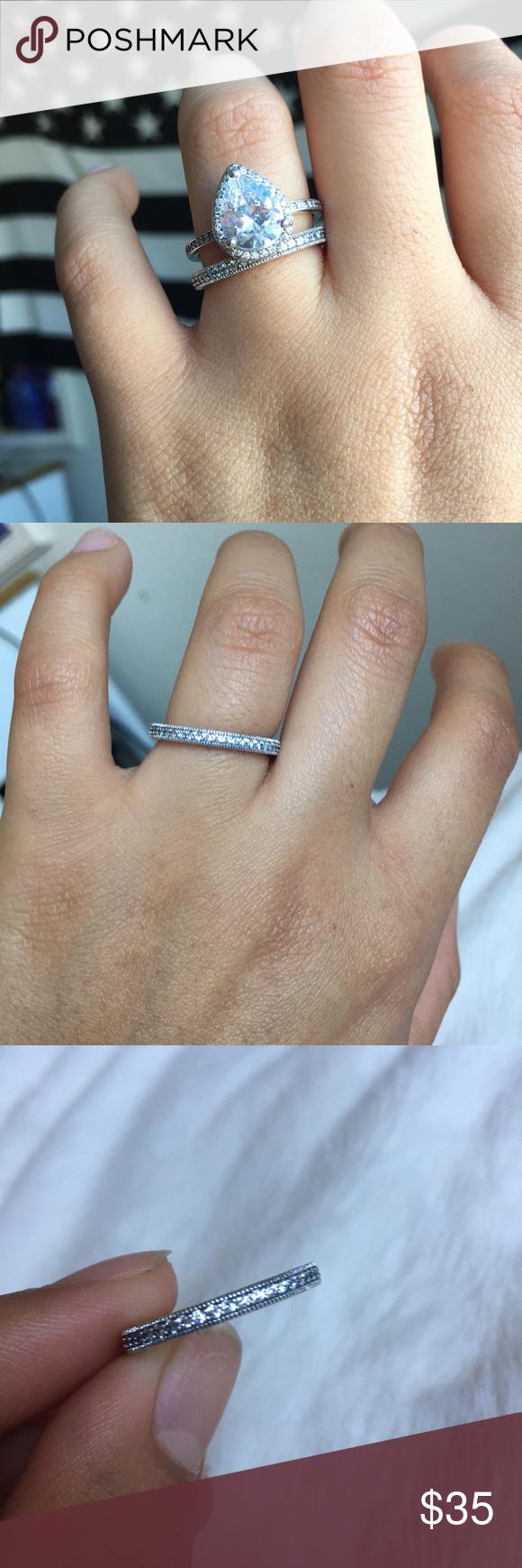 6928d2e5c ... best price 08 authentic pandora spacer ring pandora collection  authentic pandora ring size 08 spacer ring ...