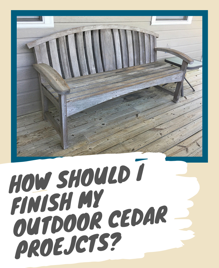 Cedar Cedar Furniture Build A Picnic Table Woodworking