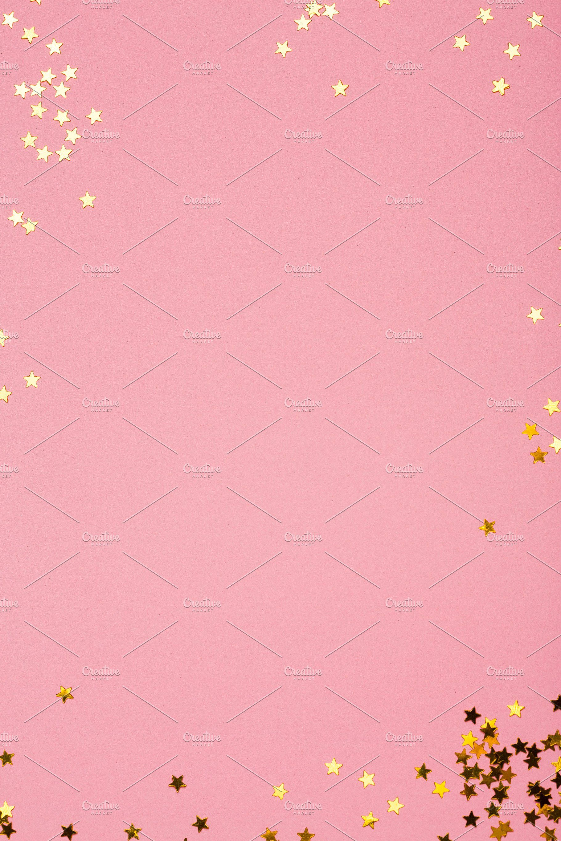 Pink Glitter Background Containing Pink Merry And Decor Pink Glitter Background Cute Pink Background Glitter Background