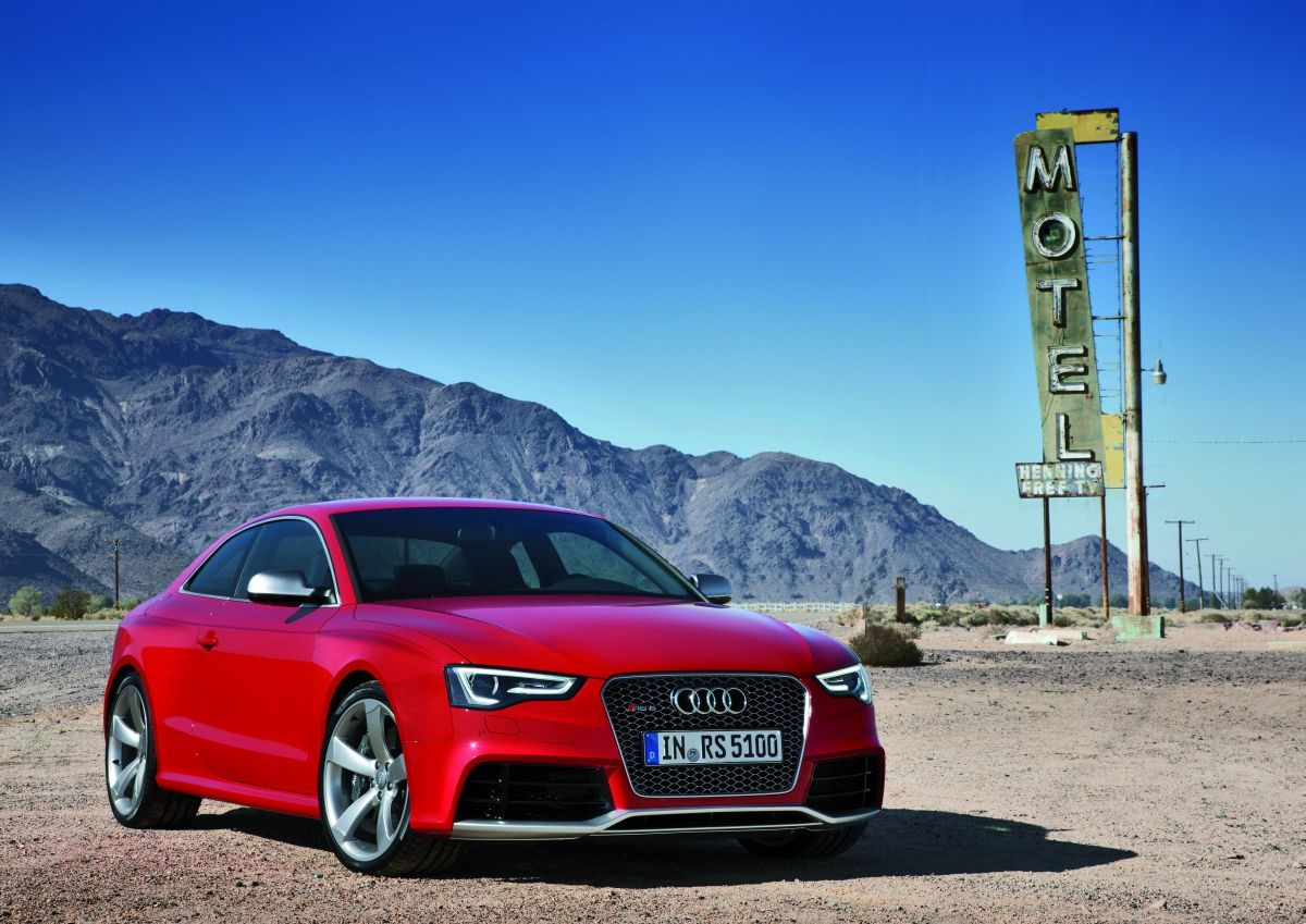 The new Audi RS5  found @ http://www.audi4ever.com