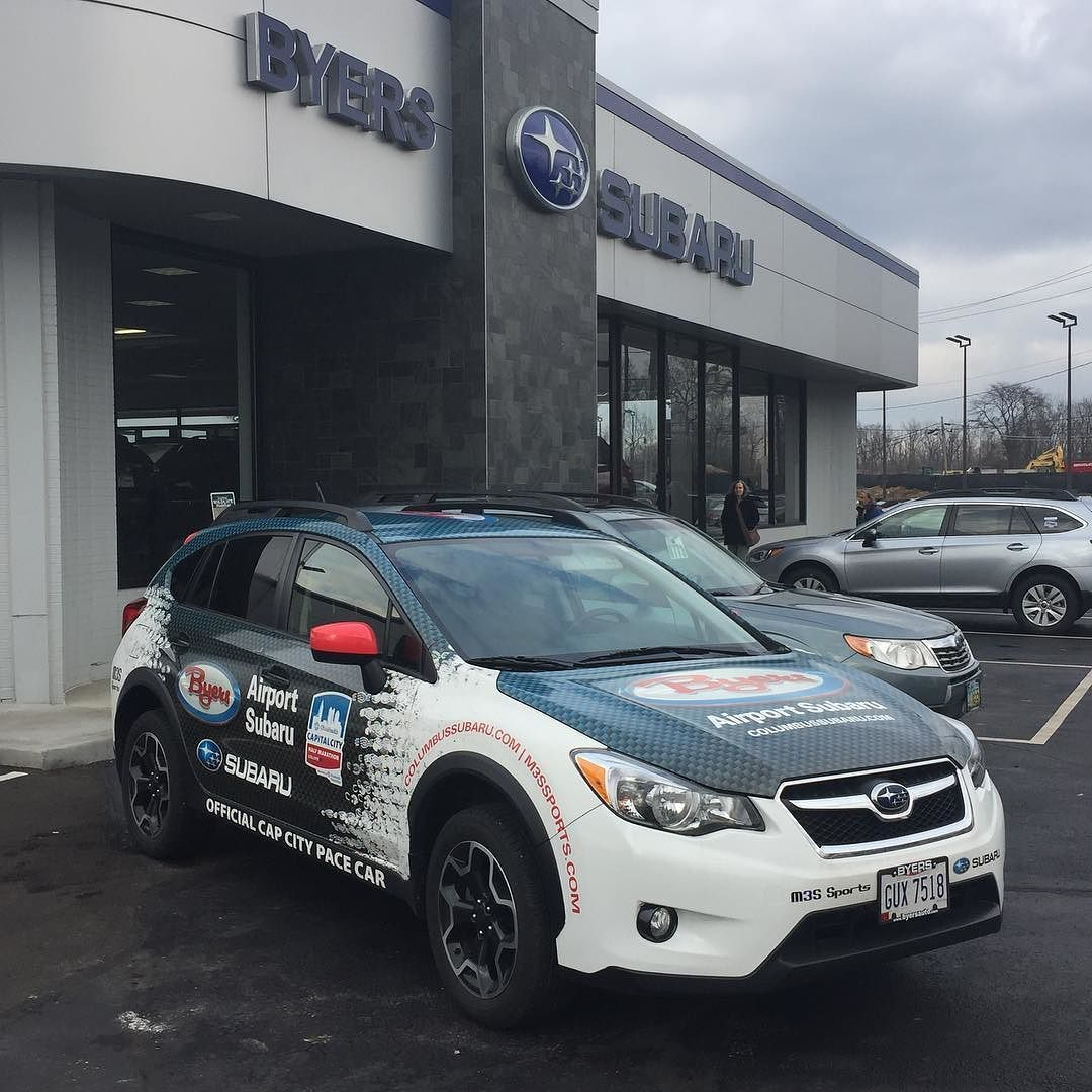 Byers Airport Subaru >> Byers Airport Subaru Is Proud To Be An Official Partner Of