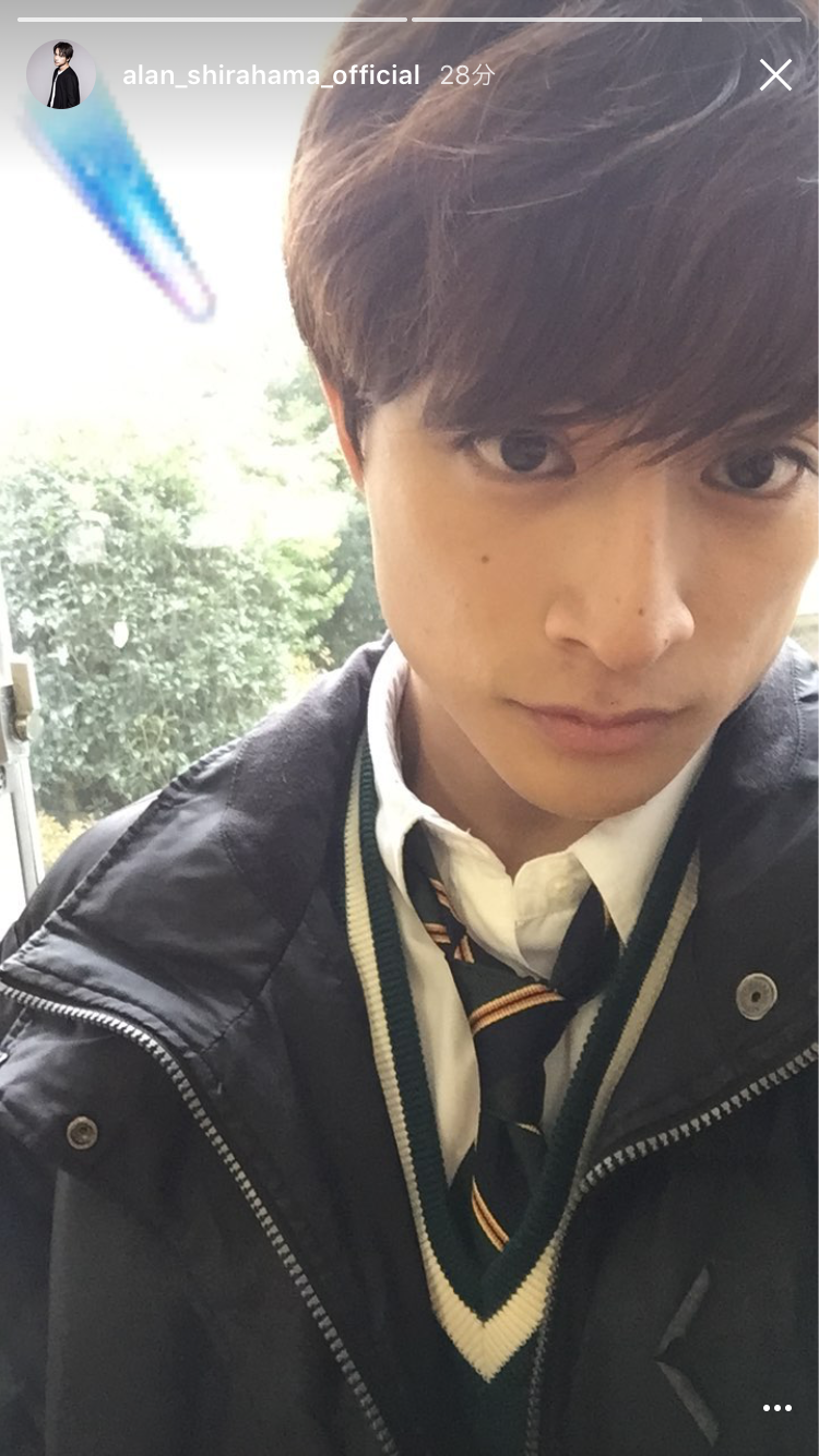 Generations From Exile Tribe 白濱亜嵐 Instagram Boys Fashion