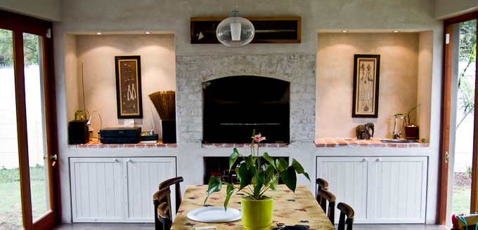Indoor braai rooms almost essential to some sa home buyers also rh pinterest