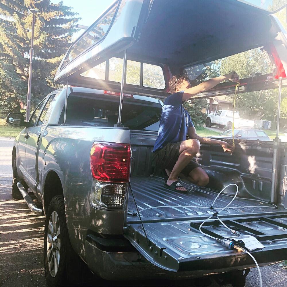 ปักพินในบอร์ด Camping