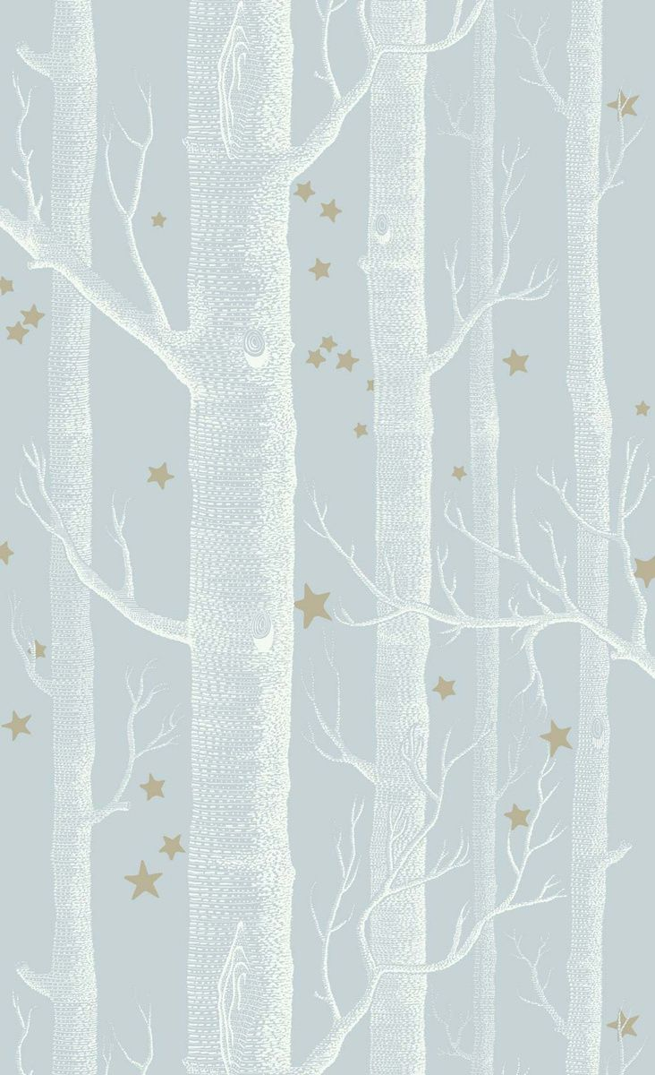 Papier Peint Woods And Stars Cole And Son Pinterest Carrelage