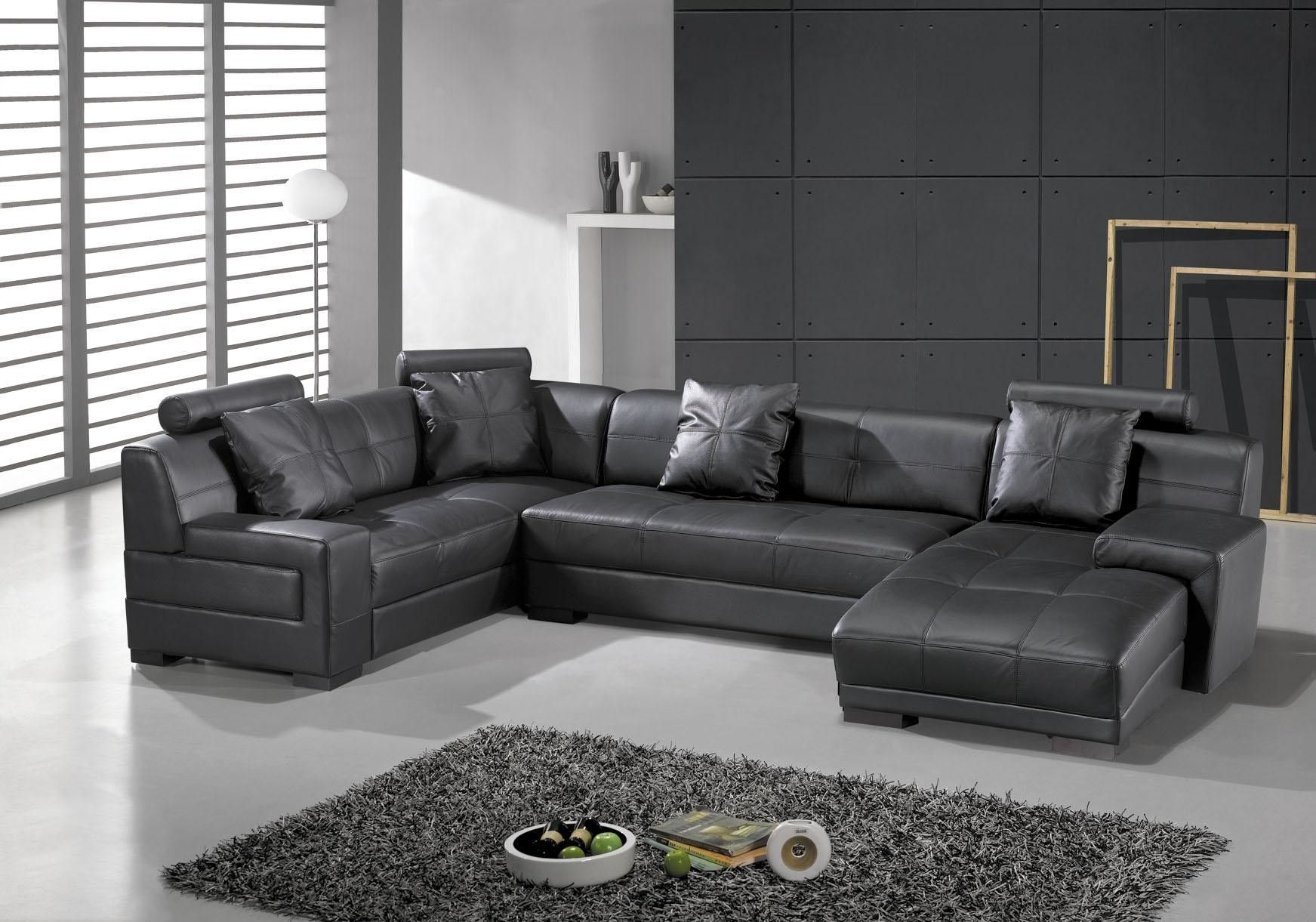 Houston Sectional Modern Sofa