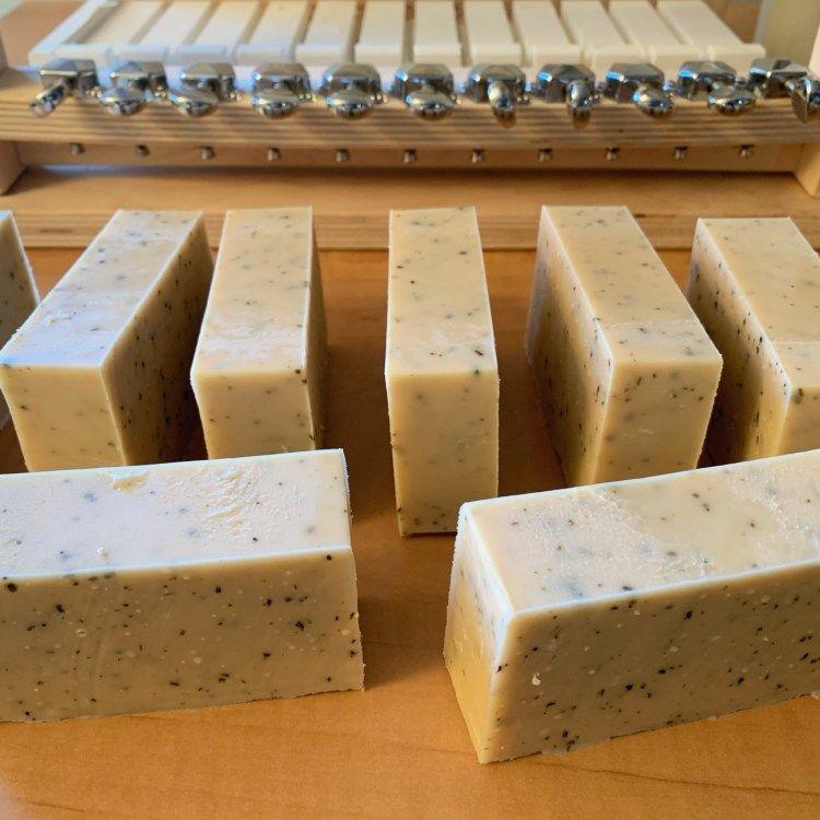 Photo of Lemongrass Jasmine Green Tea Soap