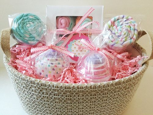 Easter basket baby gift basket sweet treats baby girl gift new easter basket baby gift basket sweet treats baby girl gift new http negle Choice Image