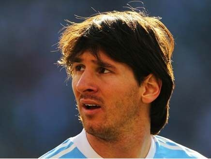 Lionel Messi 2013 Hairstyle