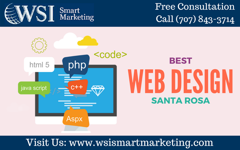 Wsi Smart Marketing Offers Professional Website Design And Web Development And More Services Website Design Company Professional Website Design Website Design