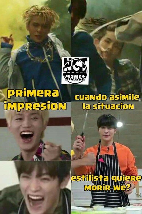 Imagen De Kpop Espanol And Meme Kpop Memes Nct Kpop Funny