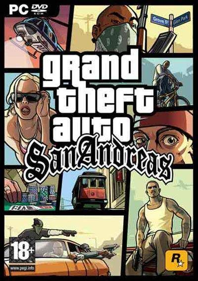 Gta San Andreas Pc Full Español Descargar Dvd5 San Andreas Game San Andreas Grand Theft Auto