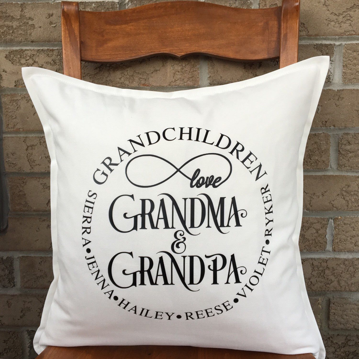 photo personalized kimberbell pillows by youtube watch pillow name