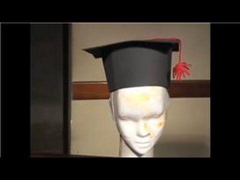 Hacer Gorros de Graduacion  Graduacin  Pinterest  Gorro de