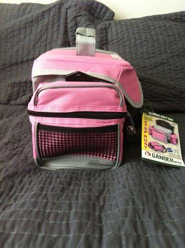 Gander Mountain Pink Classic Soft Bag Fishing Tackle Bag W