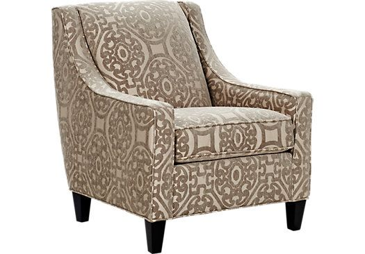 Cindy Crawford Home Sidney Road Accent Chair Accent Chairs For