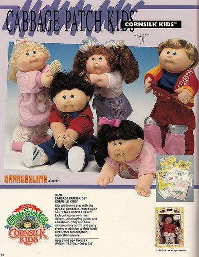 Cabbage Patch Kids Cornsilk Kids Cabbage Patch Babies Cabbage Patch Kids Cabbage Patch Kids Dolls