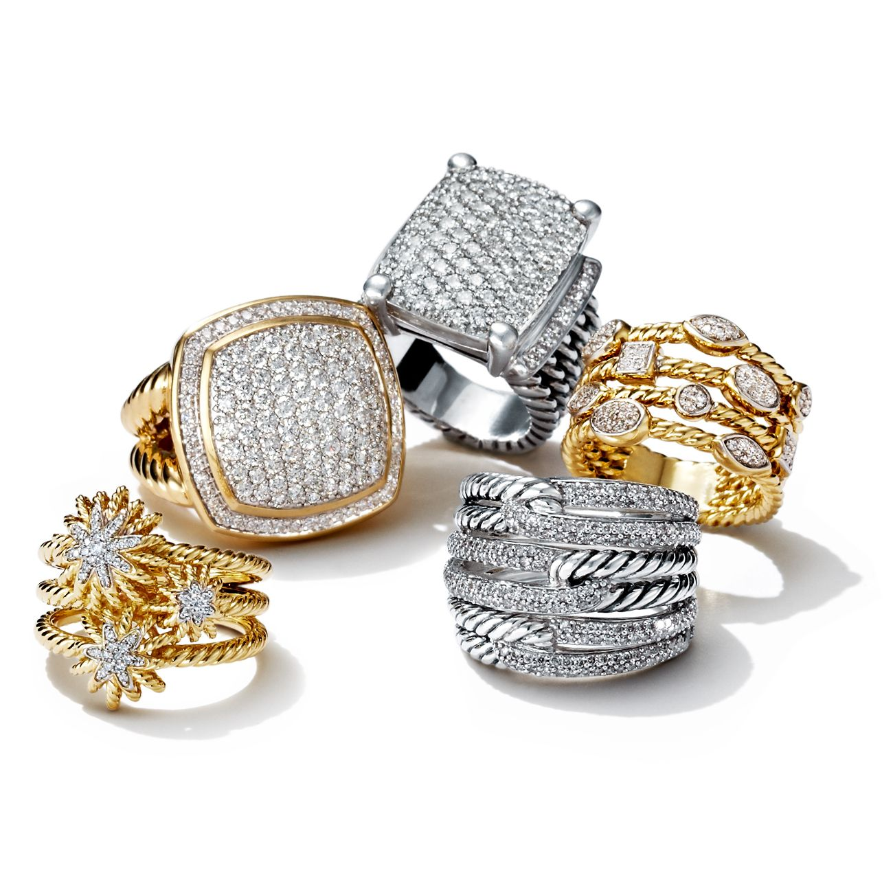 ring yurman rings official x double crossover i david women store link