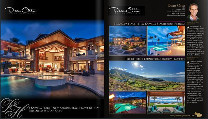 Another double page spread with PanaViz photography in Luxury Home Magazine Hawaii. 3 Kapalua Place.   View this issue at http://t.co/yGWTWzRPUT LUXURY HOME MAGAZINE   #luxuryhomes #panaviz #resortphotography  @luxuryhomemagazinehawaii