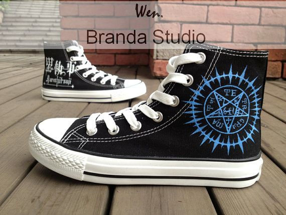 Hey, I found this really awesome Etsy listing at http://www.etsy.com/listing/124859840/anime-black-butler-shoes-studio-high-top