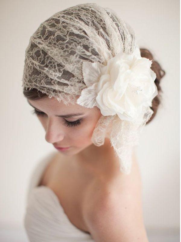 Chapeau Mariage Pour Cheveux Courts