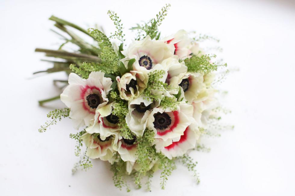 Il Mazzo Di Fiori Piu Bello Del Mondo.50 Bouquet Per Sognare Anemone Beautiful Roses Flowers Bouquet