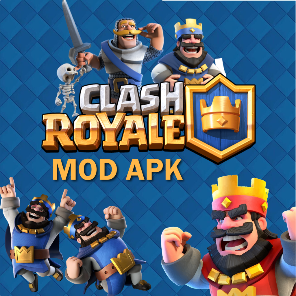 Clash Royale Mod Apk Latest 2019 Unlimited Gold Crystal Gems Android And Ios Clash Royale Hack Cheats Ad