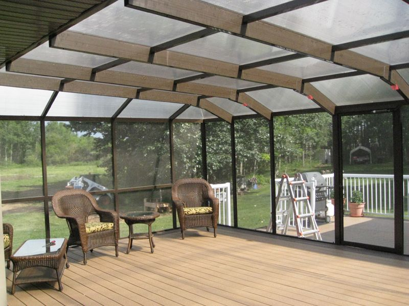Pin By Suncoast Screen Enclosures K On Polycarbonate Roof Suncoast Screen Enclosures Screen Enclosures Three Season Room Backyard