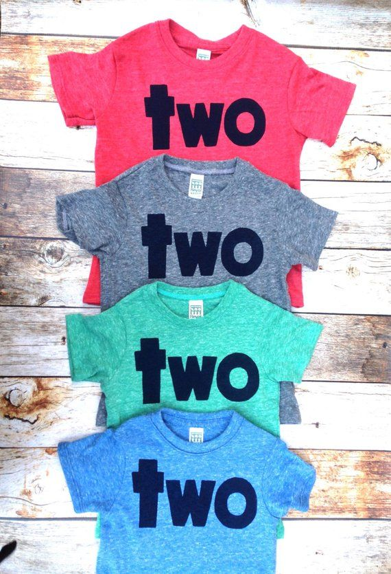 bf2082369 Boys 2nd second birthday shirt navy two red, green, blue or grey birthday  tshirt firetruck fire truc