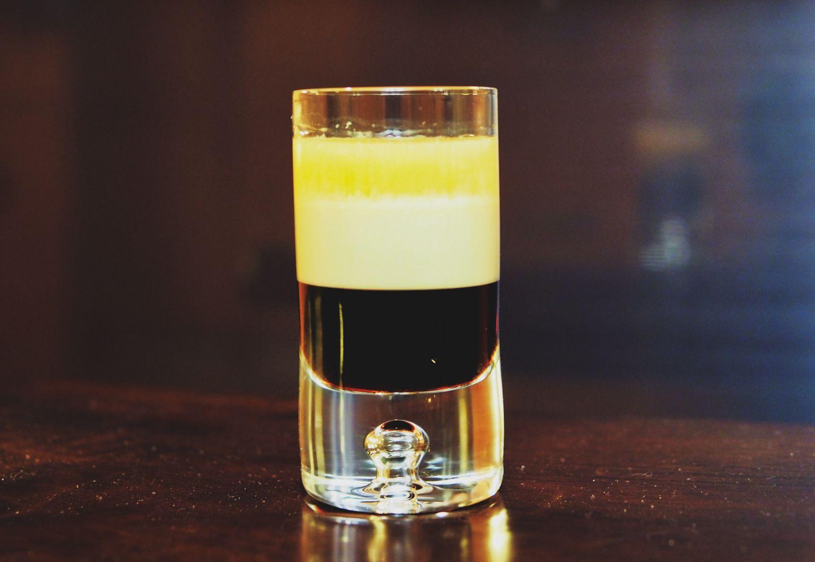B52 shot art of drink recipe kahlua coffee liqueur