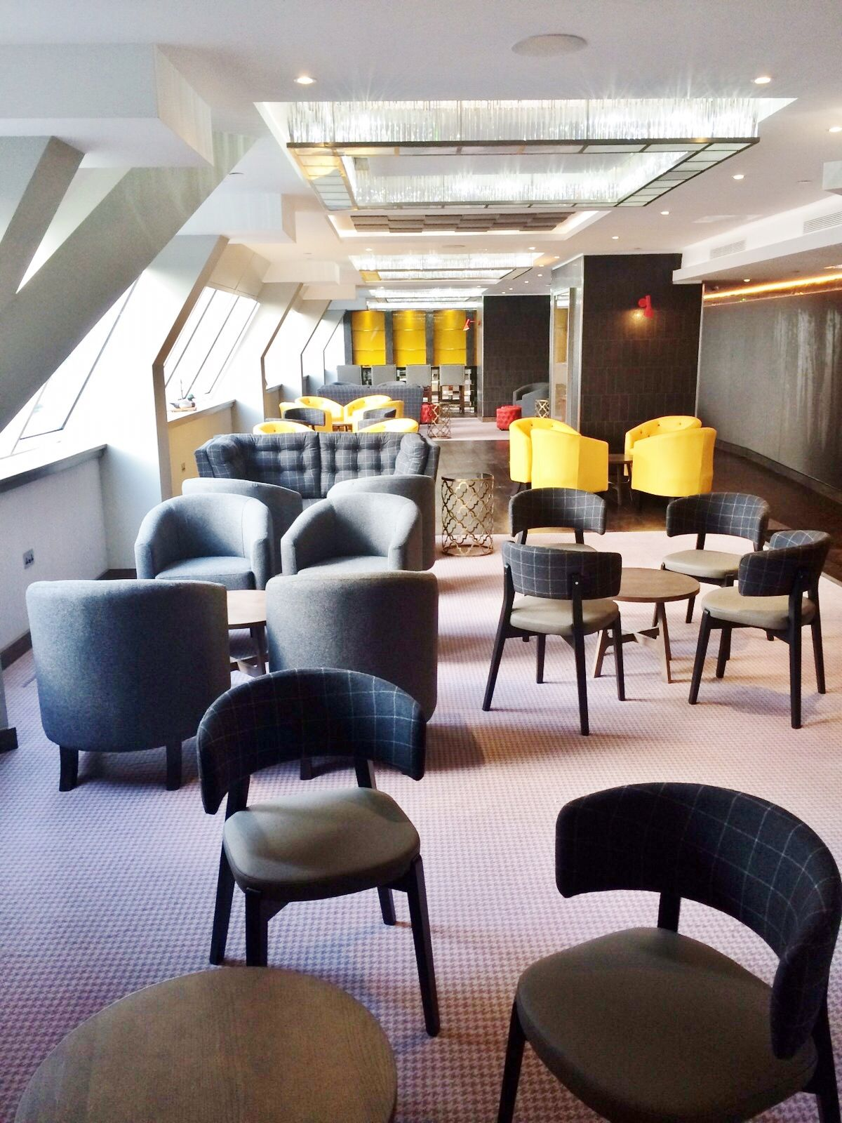 Montcalm Shoreditch: Our #ClubLounge, Nearly Ready... #MontcalmExperience